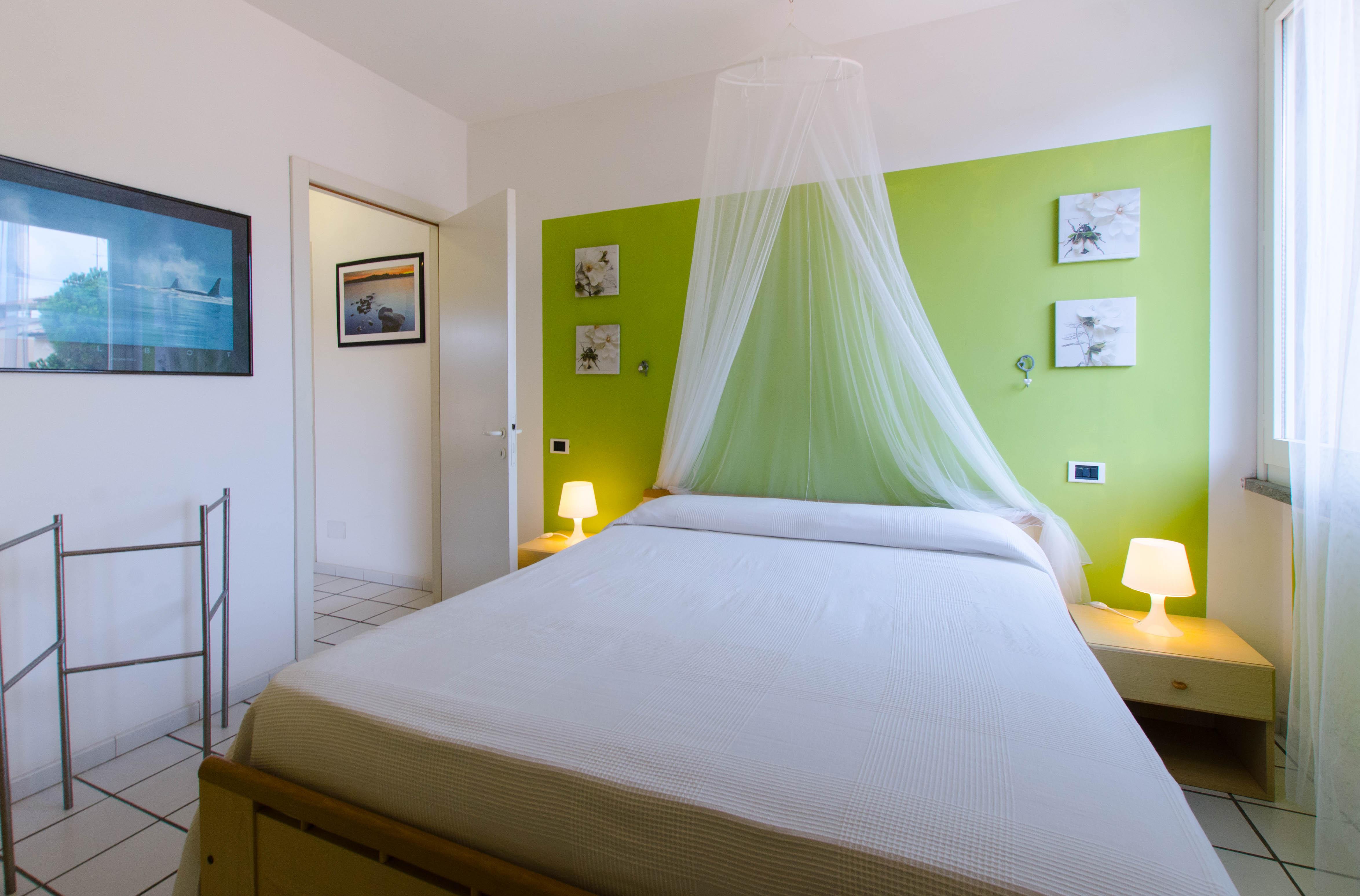Camera matrimoniale con terzo letto TRILO B